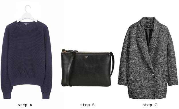 bag and coat
