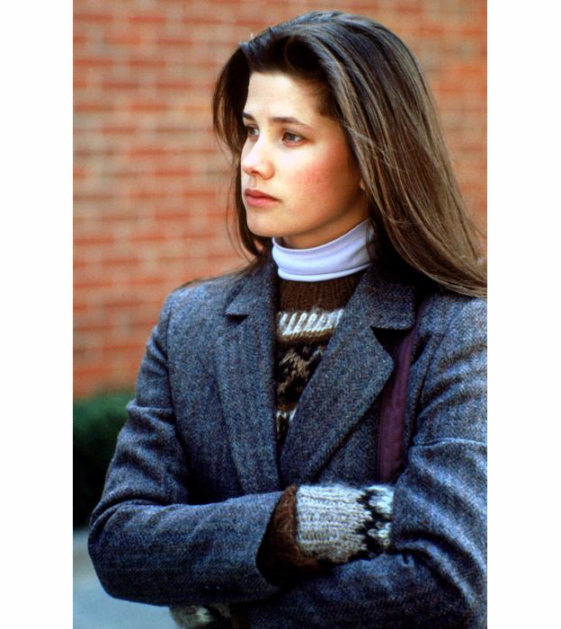 THE SURE THING, Daphne Zuniga, 1985, (c) Embassy